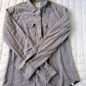 Element button down shirt